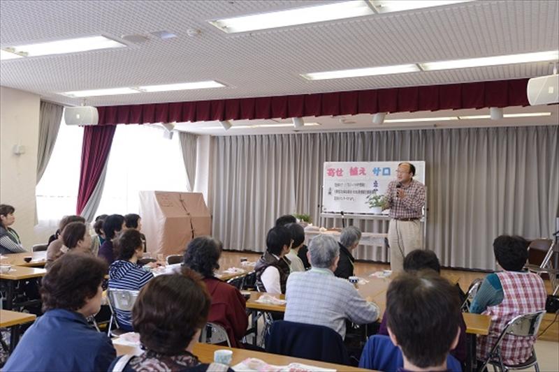 趣味の園芸・寄せ植え教室 金子先生_2013_4-6