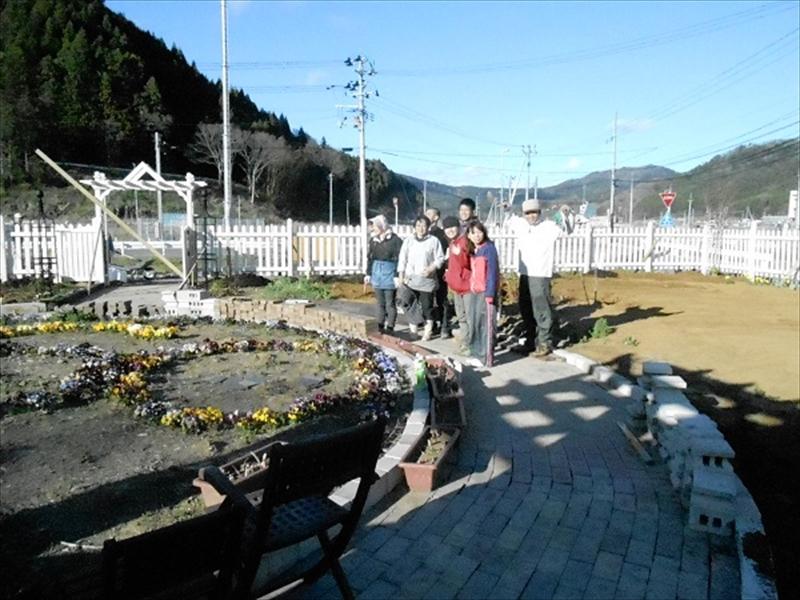 雄勝花物語◆ローズファクトリーガーデンプロジェクト_2013_5-2