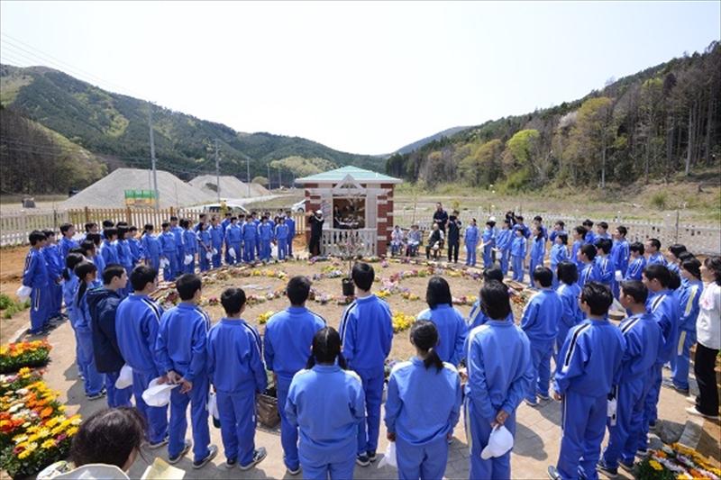 雄勝花物語◆ローズファクトリーガーデンプロジェクト_2013_5-9