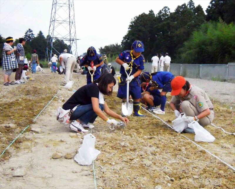 スイセンプロジェクト多賀城