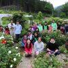 6月4日、5日_雄勝ローズファクトリーガーデン支援活動