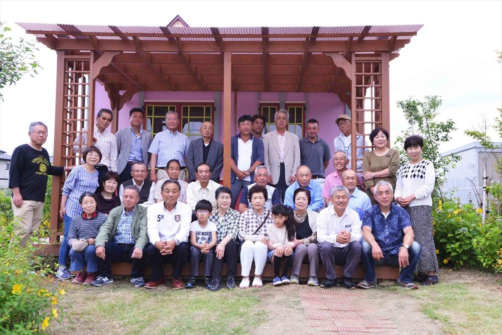 JA横浜農業協同組合 植木部会_支援活動