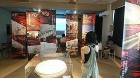 震災遺構の仙台市立荒浜小学校を訪問