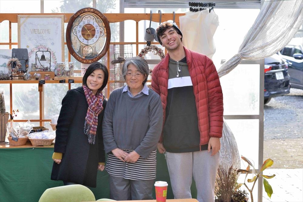 kana Miyamotoさんの被災地訪問2日目