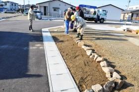山元町災害公営住宅_第2段階作業