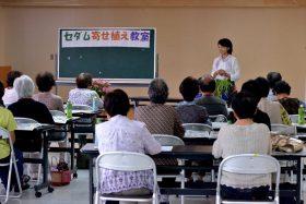 山元町坂元地区での復興支援活動